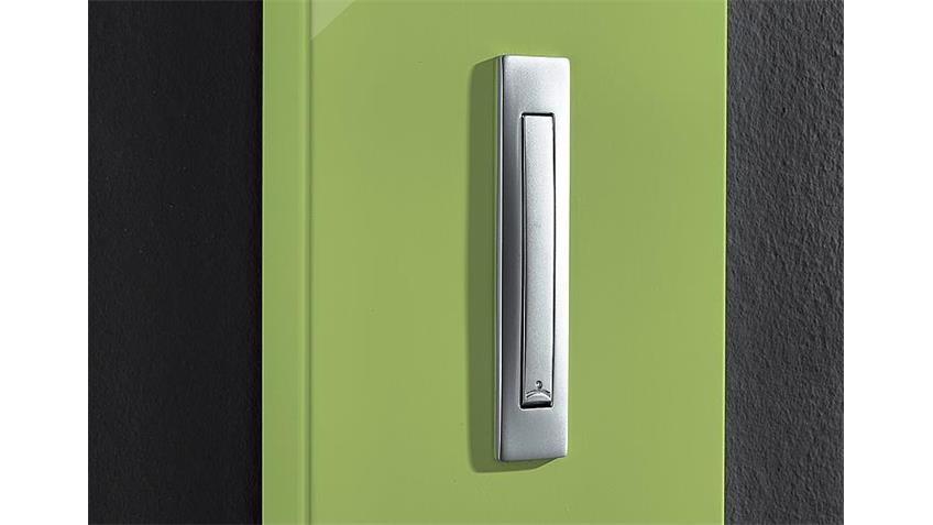 Garderobenpaneel COLORADO grün Hochglanz Germania