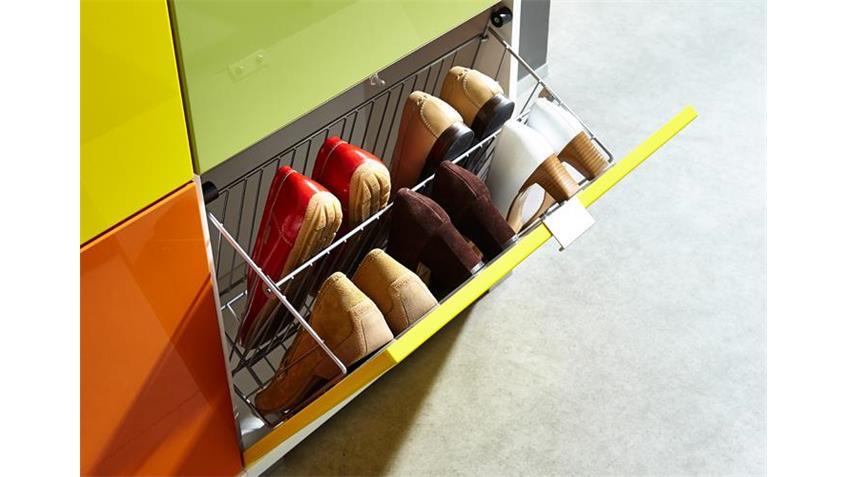 Schuhschrank Kombination COLORADO von GERMANIA