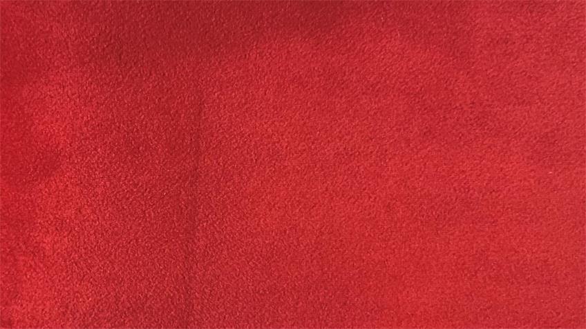 Ecksofa CANYON Sofa Polstermöbel Chesterfield in rot
