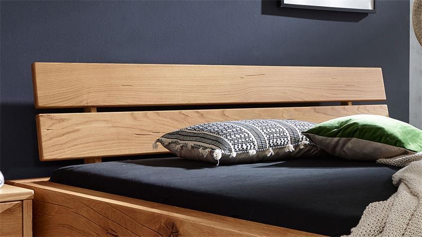 Balkenbett GROVE Bettensystem Bett V3 Wildeiche 140x200