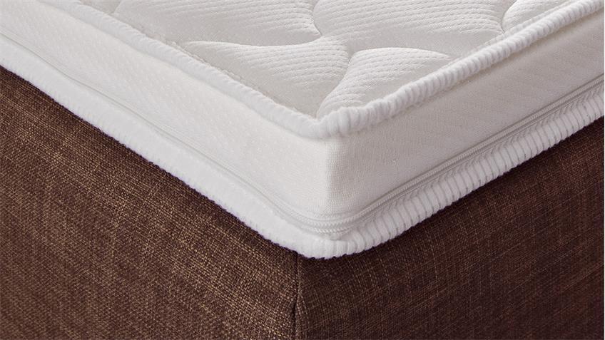 topper viskoelastik schaum h he 5 6 cm matratzenauflage 180x200 cm. Black Bedroom Furniture Sets. Home Design Ideas