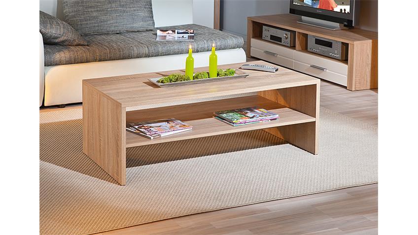 couchtisch absoluto beistelltisch tisch in sonoma eiche. Black Bedroom Furniture Sets. Home Design Ideas