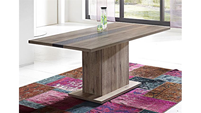 Esstisch DEAL Küchentisch Tisch in San Remo Eiche Dekor