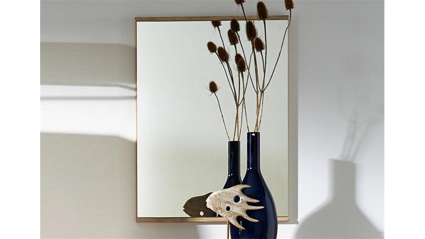 Spiegel Garderobe FRESH San Remo Eiche hell