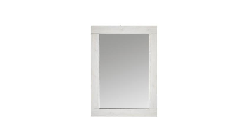 Spiegel ANTWERPEN Wandspiegel in Lärche 65x90 cm