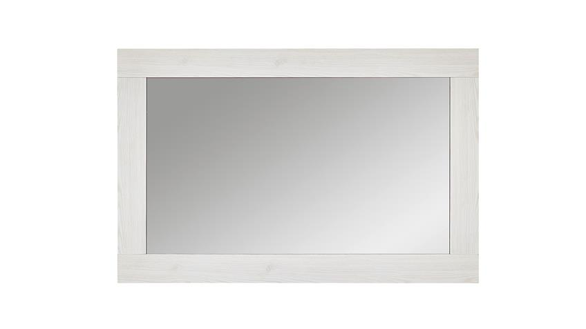 Spiegel ANTWERPEN Wandspiegel in Lärche 100x65 cm