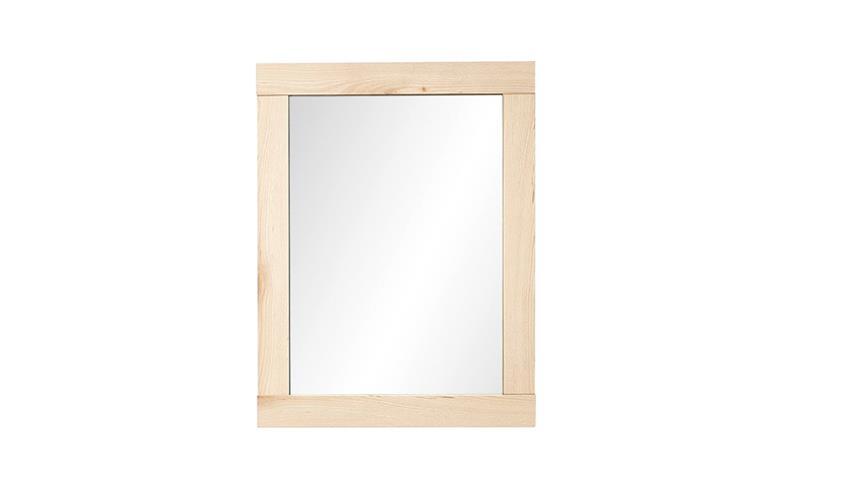 Spiegel TARGA Wandspiegel Dekospiegel in Buche hell 52x78 cm
