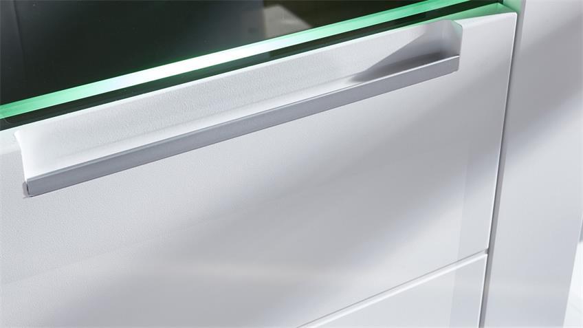 Sideboard DINARO Kommode Anrichte in weiß matt 170 cm breit