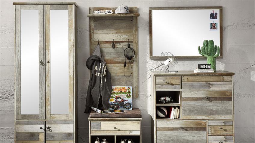 spiegel bonanza driftwood vintage look. Black Bedroom Furniture Sets. Home Design Ideas