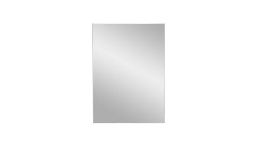Spiegel GRAZ Wandspiegel Hängespiegel Flurmöbel in weiß 65x90 cm
