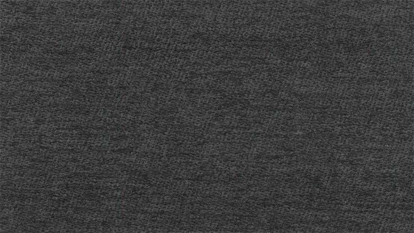 Ecksofa PADUA L Stoff grau motorische Sitztiefenverstellung