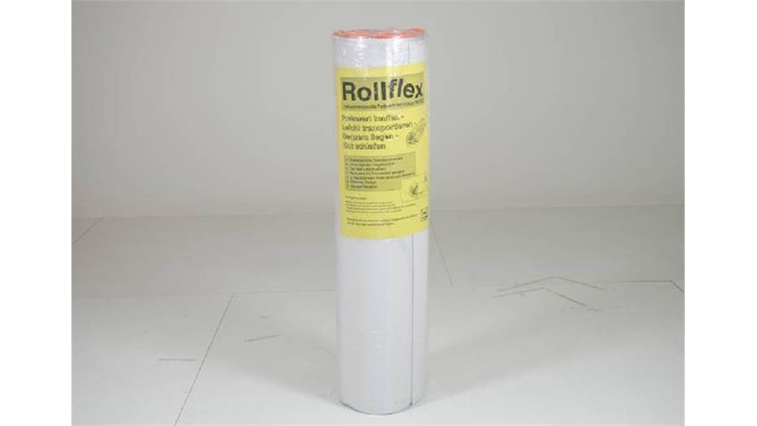 Rollmatratze Futonmatratze 140x200cm Bezug schwarz 12107