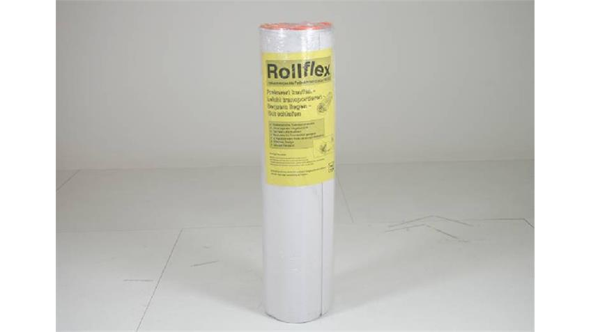 Rollmatratze Futonmatratze 140 x 200cm Bezug Beige