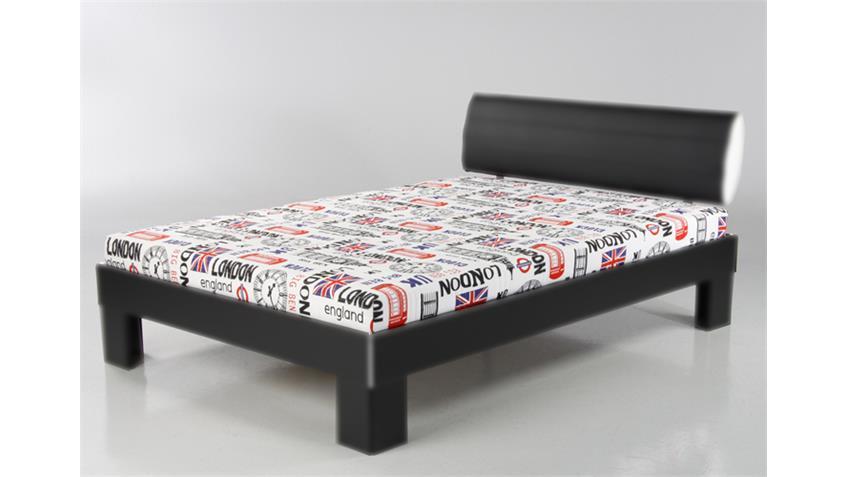 Futonmatratze 140 x 200cm Bezug Design London