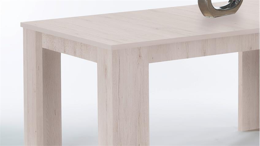 Esstisch RETURN in Sandeiche ausziehbar 160-240x90 cm