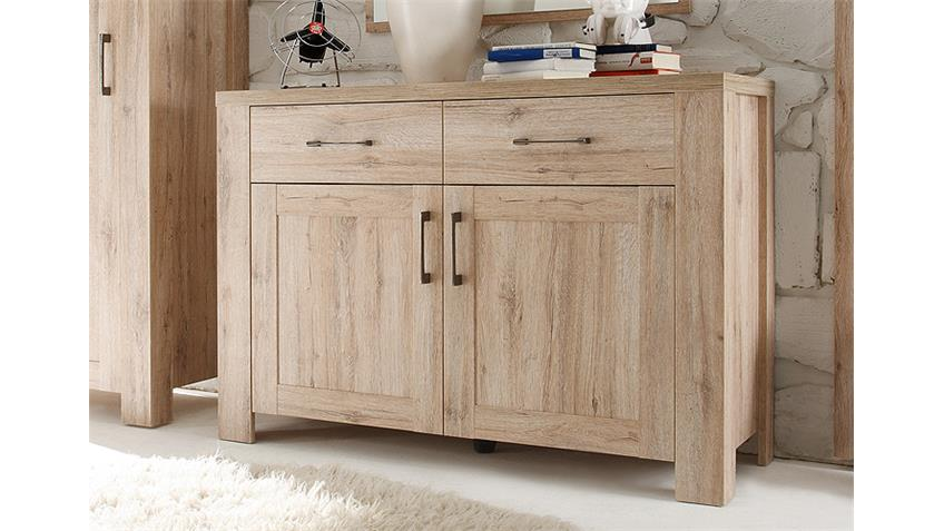 sideboard ii lupo kommode anrichte in san remo eiche dekor. Black Bedroom Furniture Sets. Home Design Ideas