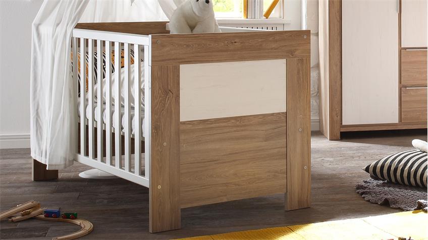 Babyzimmer GRANNY Stirling Oak & Anderson Pine 5-teilig