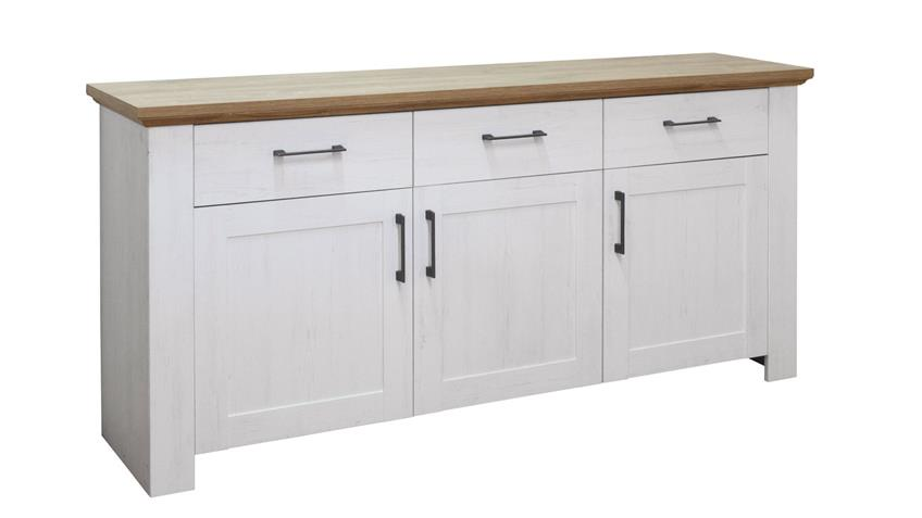 Sideboard COUNTRY Kommode Anderson Pine Eiche Anrichte 189cm