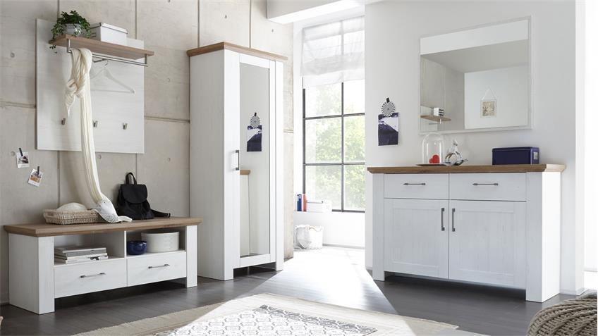 Spiegel COUNTRY Anderson Pine Diele Garderobe 89x82 cm