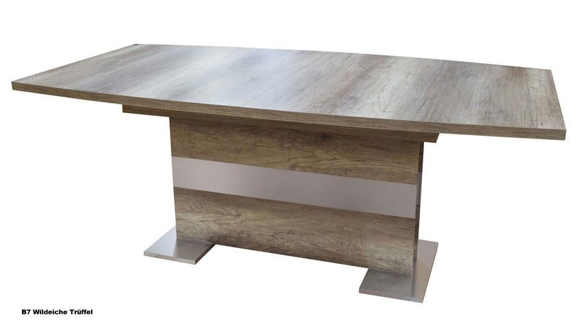 Esstisch TABLE DANCE B4 Anderson Pine ausziehbar 160-210x90