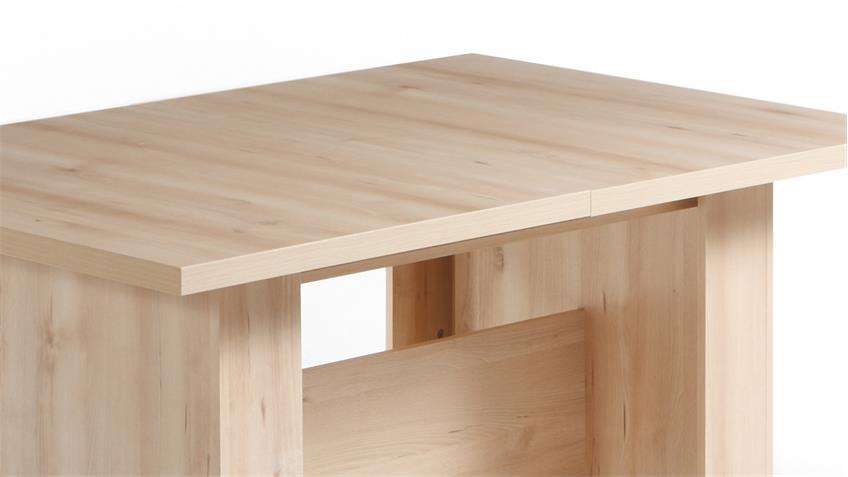 Esstisch BRASIL in Edelbuche Tisch ausziehbar 140-300 cm
