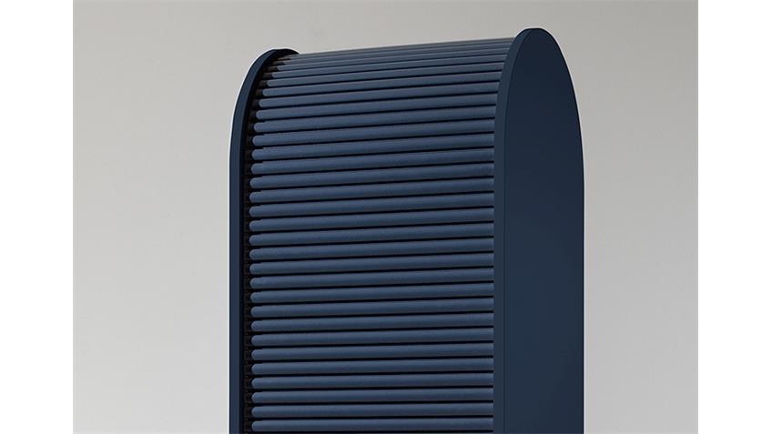 Rollladenschrank KLENK DANCER in schwarz abschließbar