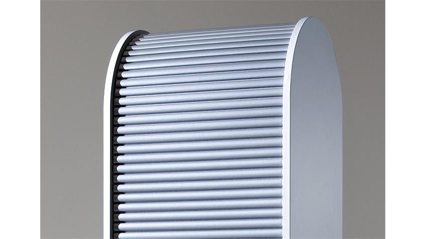 Rollladenschrank KLENK DANCER silber abschließbar 50 cm