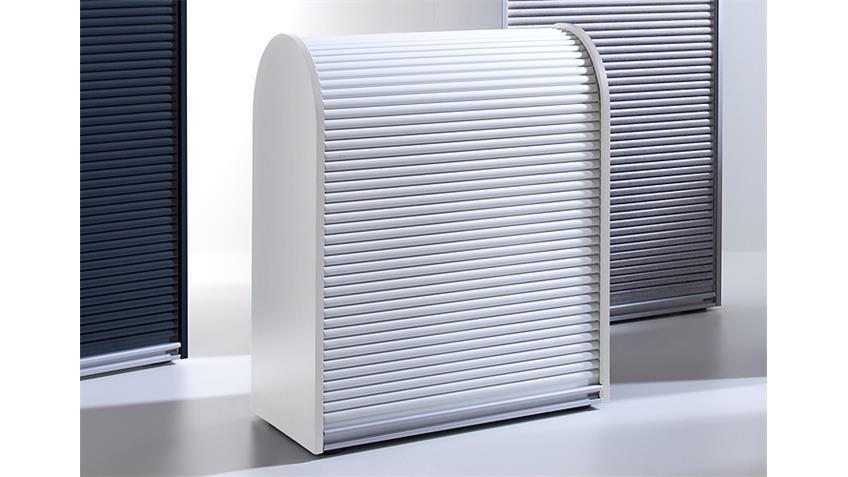 Rollladenschrank KLENK DANCER weiß stehend oder seitlich
