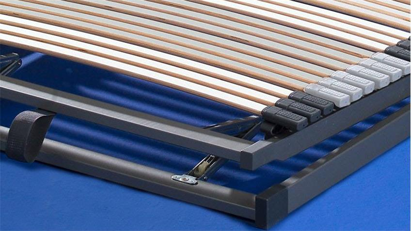 Lattenrahmen 90x200 cm TOP SLEEP verstellbar 7-Zonen 42 Leisten