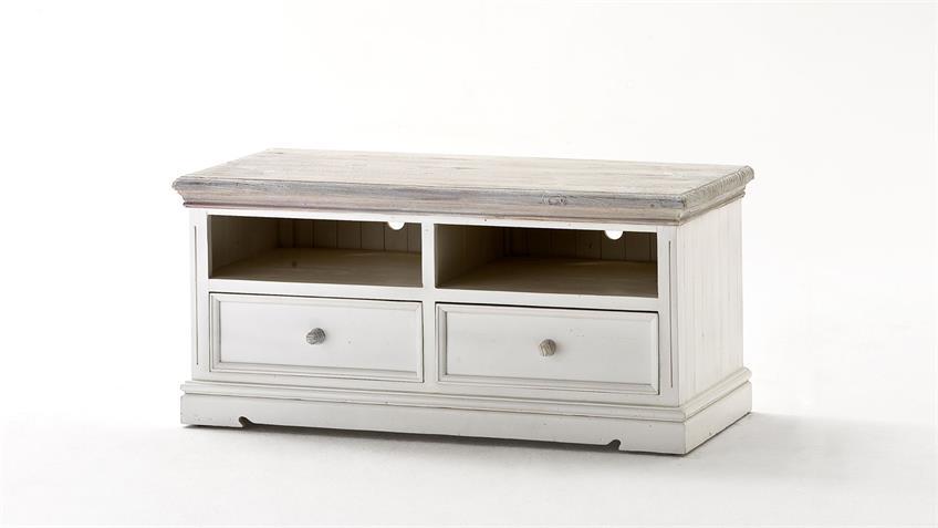 TV-Board 1 OPUS Kiefer massiv vintage used Look Landhaus