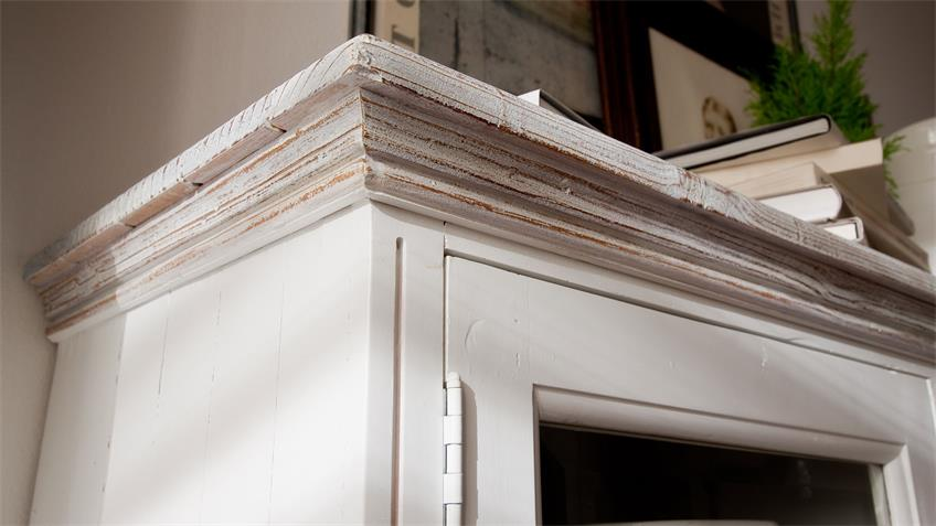 Highboard OPUS Kiefer massiv vintage used Look Landhaus