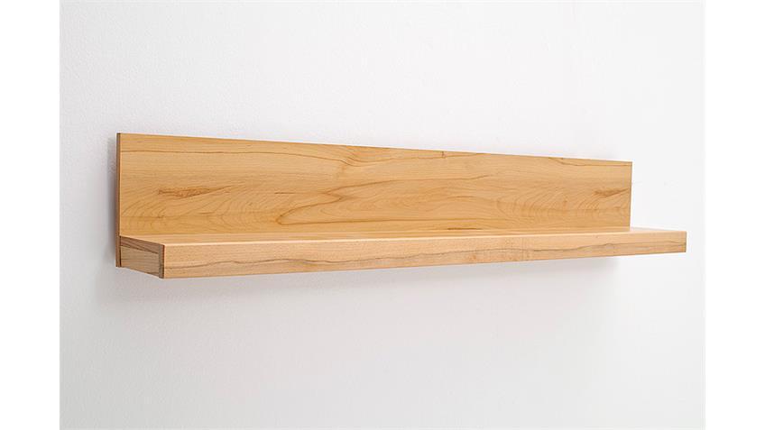 Wandboard GIANT in Kernbuche mit Wachseffektlack
