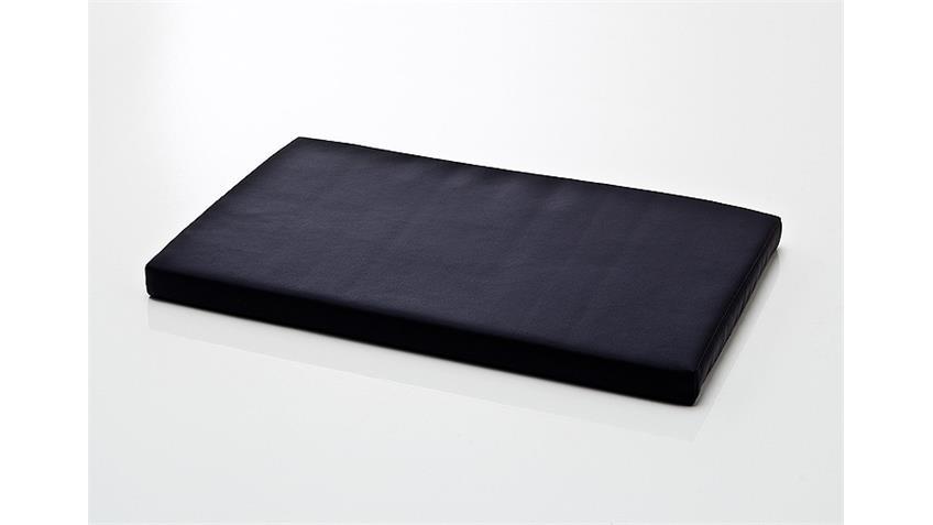 Sitzkissen GIANT Sitzpolster Polsterkissen Kissen in schwarz