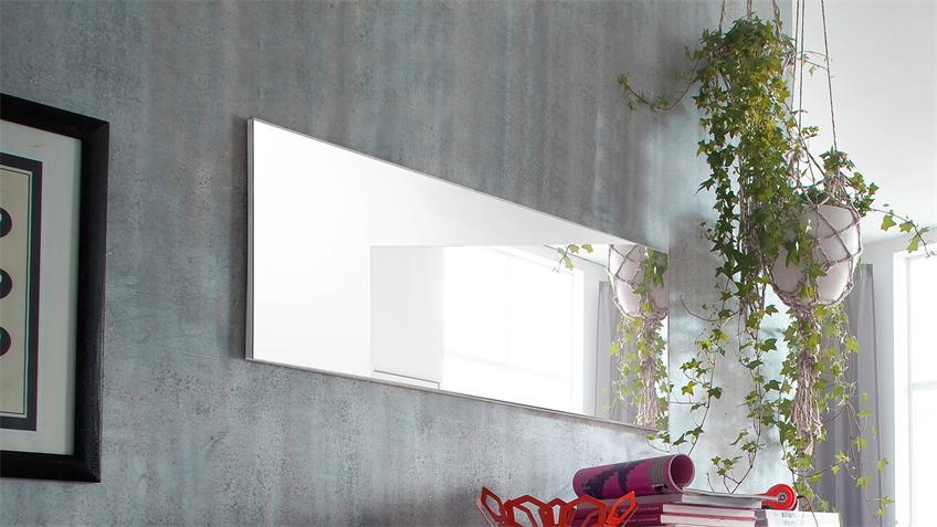 Spiegel PAMINA Wandspiegel Hängespiegel 100/42/2 cm