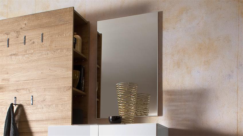 Spiegel VICENZA Wandspiegel Garderobenspiegel 50x80 cm