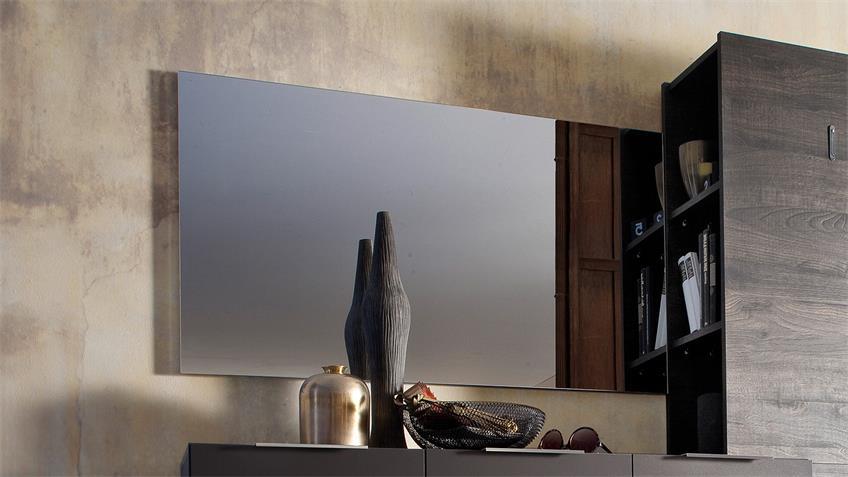 Spiegel VICENZA Wandspiegel Garderobenspiegel 105x60 cm