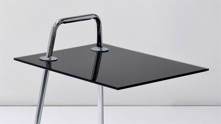 Couchtisch glas chrom gestell for Tisch marmoroptik