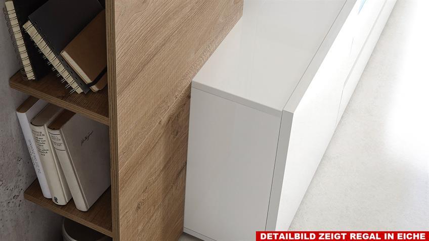 Regal VICENZA Ablage Schrank  in wenge 55 cm