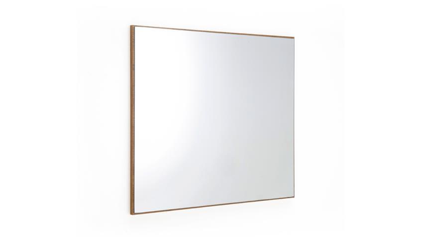Garderobenspiegel TOLEDO Spiegel Wandspiegel Flurspiegel Eiche Melamin