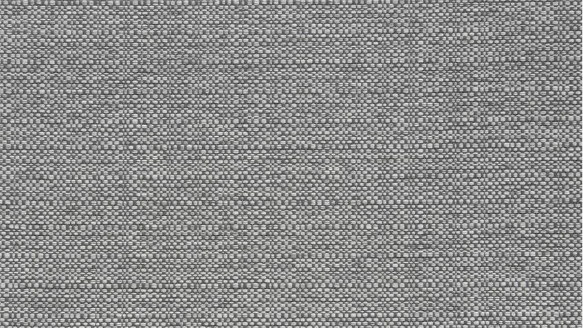 Polsterbett MONA Stoffbezug hellgrau 180x200 cm