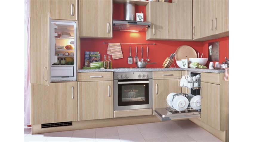 nobilia einbauk che l k che inkl e ger te und. Black Bedroom Furniture Sets. Home Design Ideas