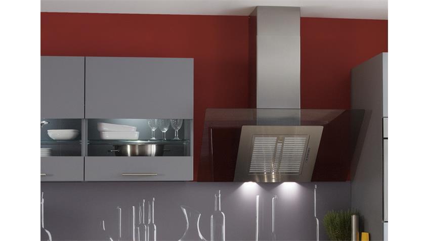 Nobilia Einbauküche Küchenzeile inkl. E-Geräte - 535