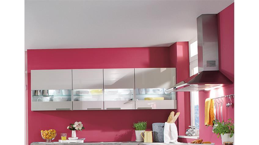 Nobilia Einbauküche L-Küche inkl. E-Geräte - 547