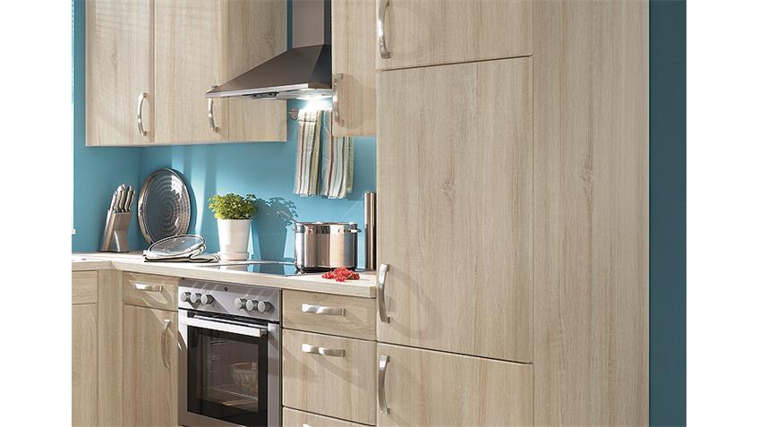 Nobilia Einbauküche U-Küche inkl. E-Geräte - 771
