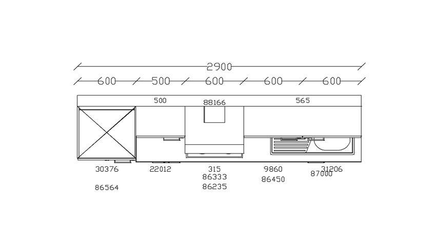 nobilia einbauk che k che l form mit auswahl inkl e. Black Bedroom Furniture Sets. Home Design Ideas