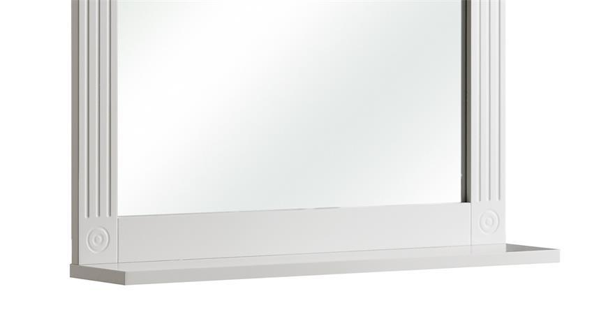 Wandspiegel Der Spiegel ~ und moderner Wandspiegel aus der Badezimmerserie MAXIM in der