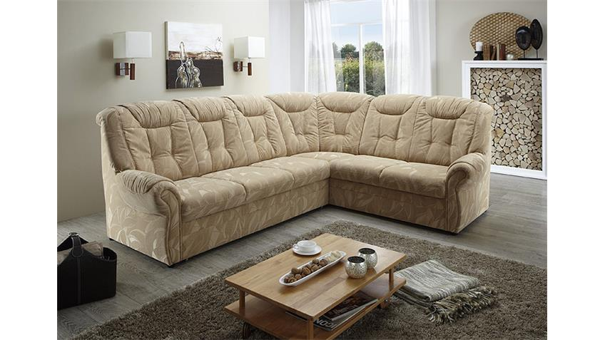 Sessel MALE TV Sessel Fernsehsessel Relaxsessel in Hellbeige