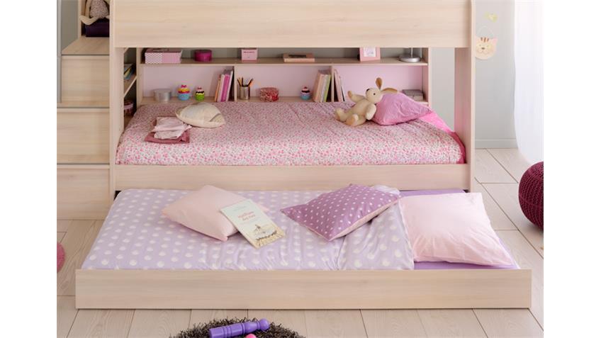 bettschubkasten bibop in akazie dekor f r etagenbett. Black Bedroom Furniture Sets. Home Design Ideas