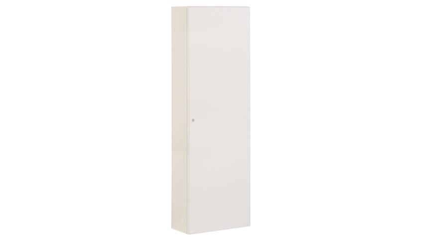 Badezimmerschrank LUXY 7 Schrank weiß hochglanz lackiert