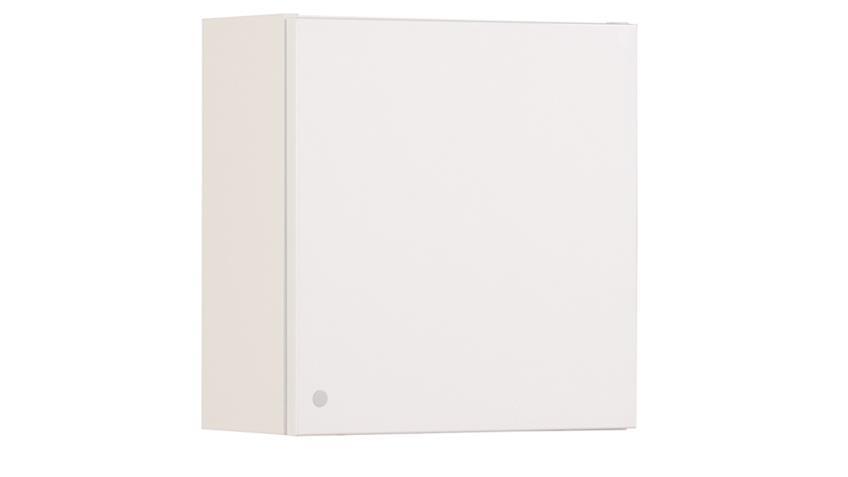 Badezimmerschrank LUXY 9 mit Front in weiß hochglanz